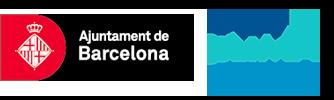 Logo Ajuntament de Barcelona- Pla Clima